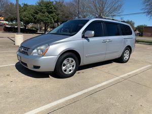Kia sedona 2009 for Sale in Arlington, TX