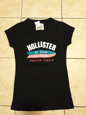 Hollister girls tee shirt size Small new for Sale in Palos Hills, IL