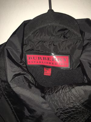 Authentic Burberry jacket for Sale in Marysville, WA