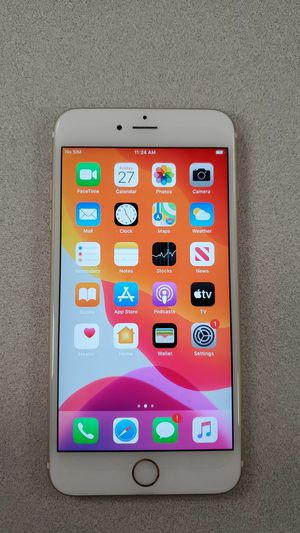 Iphone 6s plus for Sale in Framingham, MA