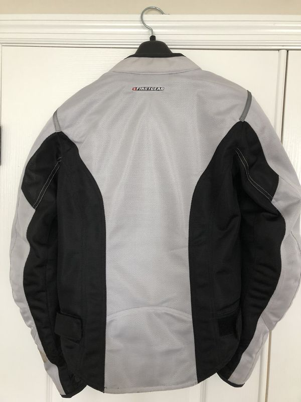 Motorcycle Jacket - Woman's (XS) First Gear Contour