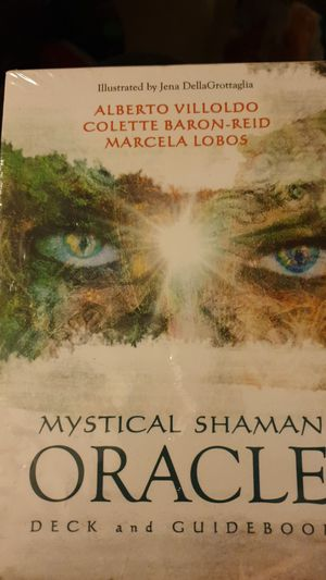 Mystical Shaman Oracle Cards for Sale in Plattsburgh, NY