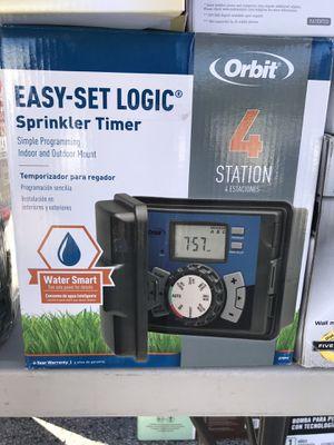 Easy -set logic sprinkler timer new for Sale in Lakeland, FL