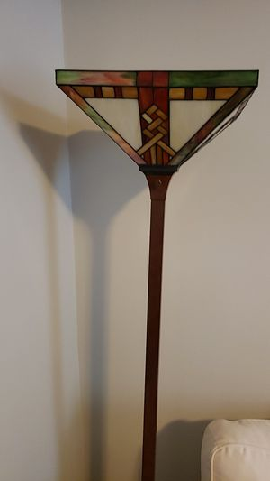 """""""Stained Glass"""" Lamp for Sale in Germantown, MD"""
