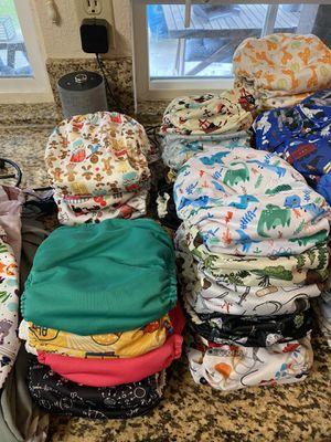 HUGE cloth diaper lot for Sale in West Covina, CA