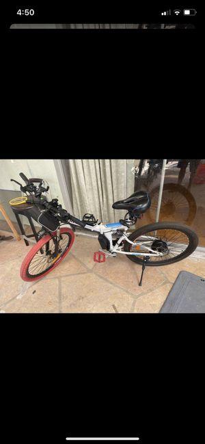 Bike electric folding for Sale in San Diego, CA