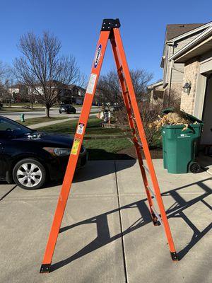 8ft Werner step ladder for Sale in Lemont, IL
