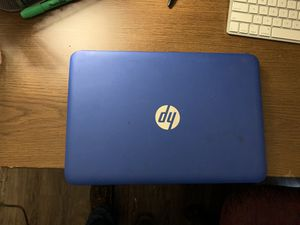 HP stream notebook 2013 for Sale in Naperville, IL