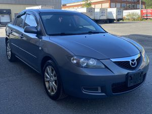 2008 Mazda 3 Runs great 5 speed (MANUAL) for Sale in Waterbury, CT