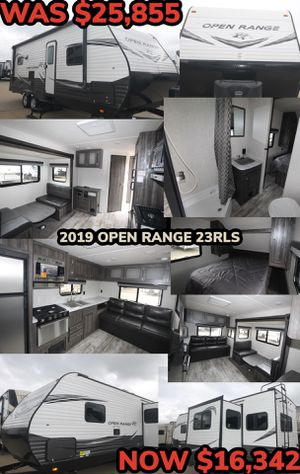 END OF THE YEAR CLEARANCE SALE!! 2019 OPEN RANGE 23RLS for Sale in Dallas, TX