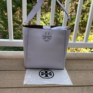 Tory Burch McGraw Hobo Bag for Sale in Crofton, MD