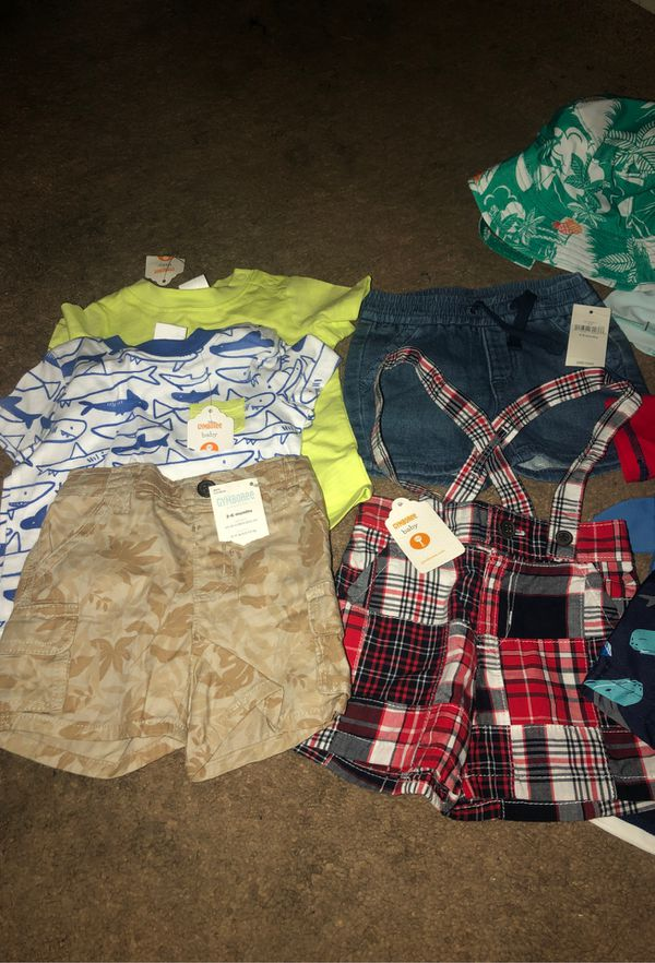 Baby boy summer clothes BRAND NEW WITH TAGS