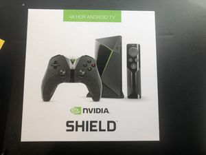 Nvidia TV Shield - Gaming Edition (BRAND NEW - UNOPENED SEALED) for Sale in Ashburn, VA