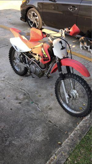 Honda xr 100 time change 4 stroke for Sale in Baton Rouge, LA