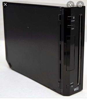 Nintendo wii console only tested for Sale in Buchanan, VA