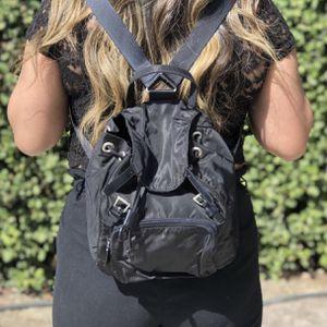 Authentic PRADA Nylon Backpack Vintage Black for Sale in San Diego, CA
