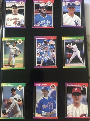 Baseball card for Sale in Lathrop, CA