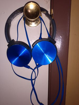 Sony headphones for Sale in Smyrna, TN