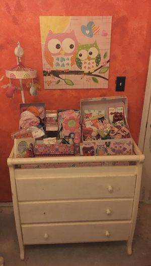 Changing table for Sale in Burleson, TX