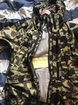 BAPE Snowboard Jacket Goretex Medium for Sale in Philadelphia, PA