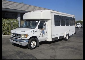 2002 Ford E 450 18 passenger bus for Sale in San Diego, CA