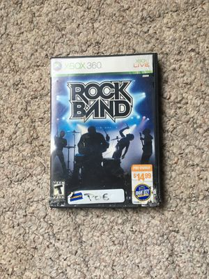 Rock band and rock band two in good condition. for Sale in Pinetop, AZ
