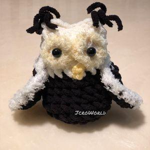 JCroWorld. Plush toy little owl. Handmade. for Sale in Bellevue, WA