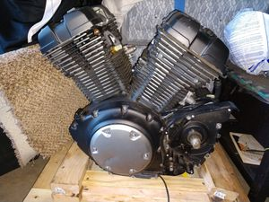 2014 panhead engine Yamaha motorcycle w/o fra for Sale in Phoenix, AZ