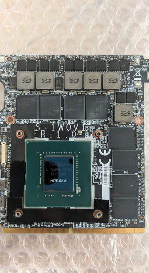 MXM gtx 1070 Laptop gpu, will ship a heatsink if needed. for Sale in Oceanside, CA