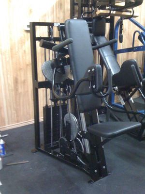 Rare Nautilus double shoulder gym machine 200lb weight stack for Sale in Shrewsbury, MA