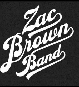 Zac brown 2 LAWN tickets selling for 40 for Sale in Hollywood, FL