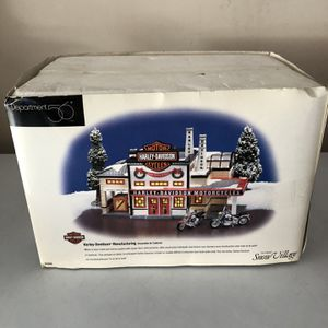Harley Davidson Christmas for Sale in Smyrna, GA