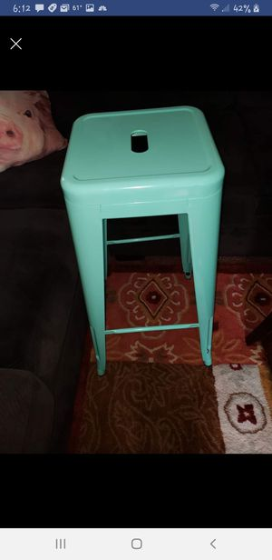 Industrial bar stool for Sale in Kearneysville, WV
