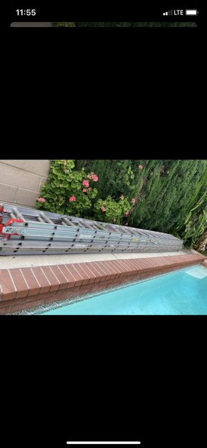 32' ladder for Sale in Fountain Valley, CA