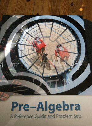 7th Grade Pre-Algebra Homeschool Textbook for Sale in Atlanta, GA