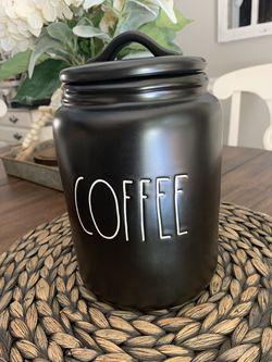 Rae Dunn COFFEE canister for Sale in Woodbridge,  VA
