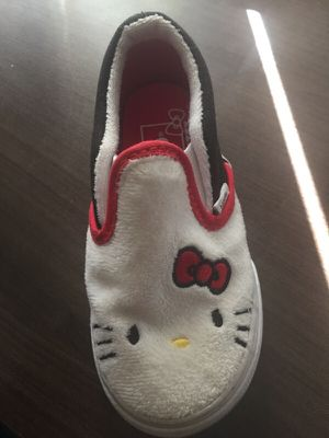 Hello kitty Vans for Sale in Torrance, CA
