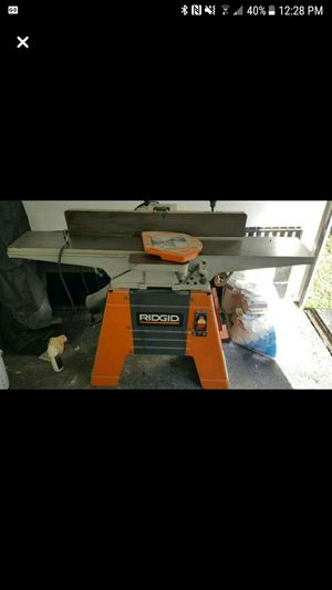 Rigid Jointer for Sale in St. Pete Beach, FL