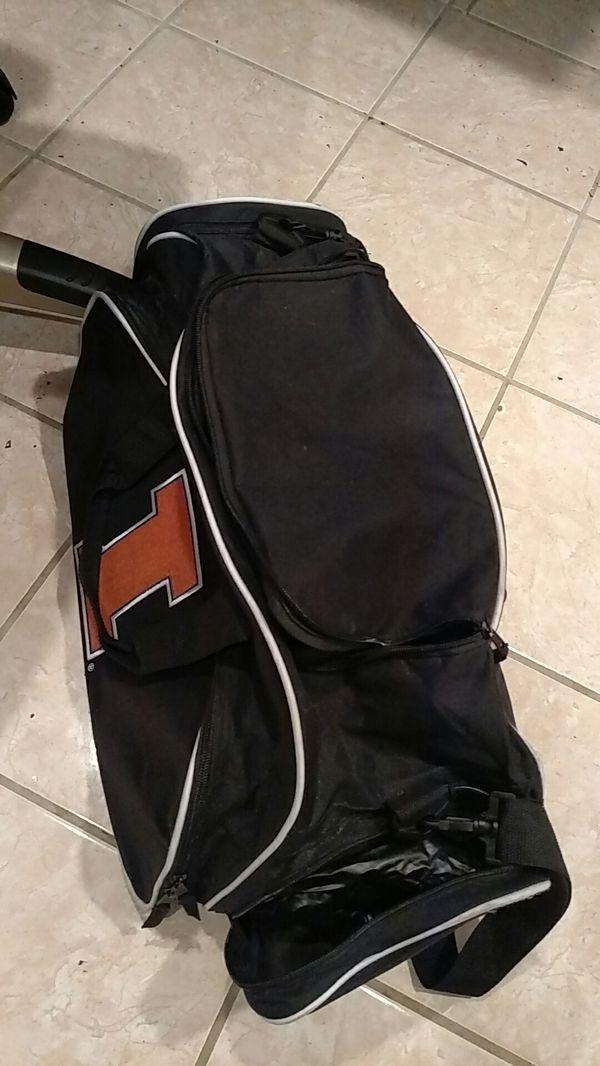 Illinois Duffle Bag