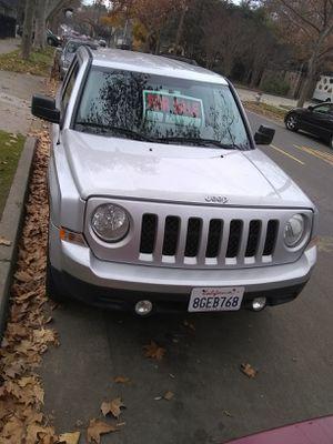 Jeep Patriot for Sale in Sacramento, CA