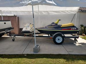 Yamaha Jet Skis Super Jet and VXR Pro for Sale in Long Beach, CA