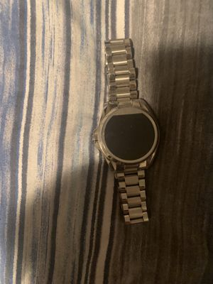 Michael Kors Smart Watch for Sale in Gautier, MS