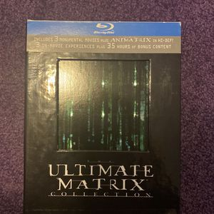 The Ultimate Matrix Collection for Sale in North Haven, CT