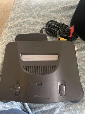 Nintendo 64 console for Sale in Burien, WA