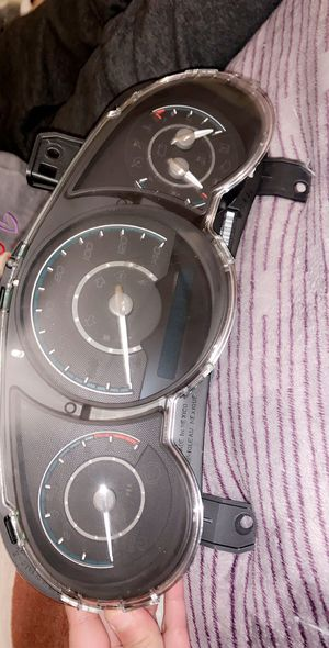 Chevy malibu instrument cluster for Sale in Lyons, GA