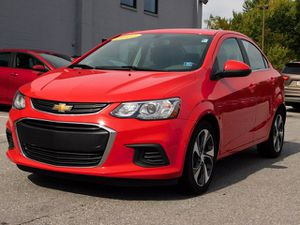 2017 Chevy Sonic Premier for Sale in Reading, PA