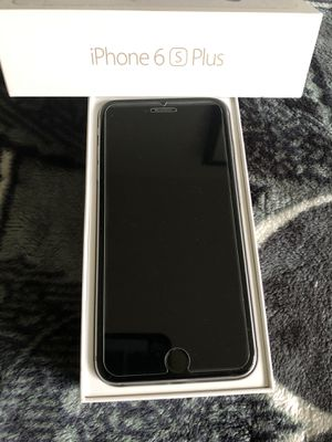 Iphone 6s plus Unlocked Space grey for Sale in Mountain View, CA