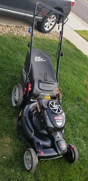 Craftsman 7HP Platinum self propelled lawnmower- excellent condition for Sale in Aurora, CO