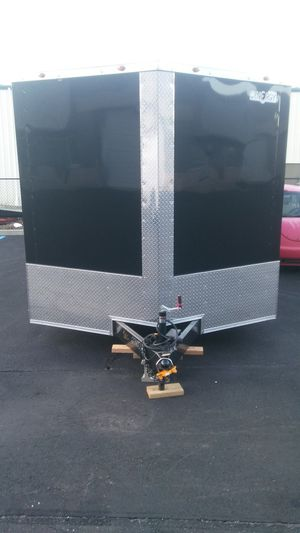 VNOSE ENCLOSED ALUMINUM TRAILERS MANY SIZES for Sale in Mount Pocono, PA
