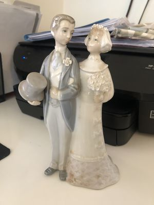 Lladro wedding couple for Sale in Los Angeles, CA